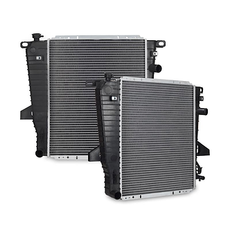 Ford Ranger V6 Man w/o Super Cooling Replacement Radiator, 95-97 - By M