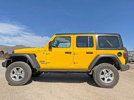 Jeep Wrangler JL/JLU (18-21) - Rock Sliders/Rockrails