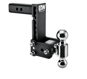 Tow & Stow Adjustable Ball Mount