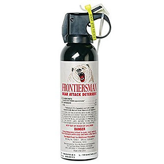 Frontiersman Bear Spray 7.9 oz - By Sabre