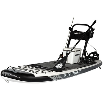 Stand Up Paddle Board SUP Fishing Package- by FLYCRAFT