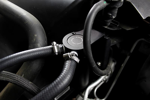 Baffled Oil Catch Can - Dodge Ram 5.7L (09-18)