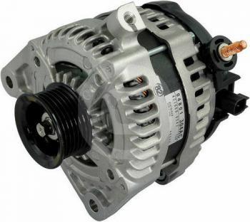 250A High Output Alternator for Jeep Wrangler 2007-2008 3.8L V6 (231c.i.)