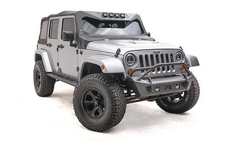 Stubby Bumper - Jeep JK/JKU (07-17)