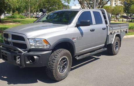 Norweld Aluminum UTE Deluxe Tray Package - Dodge Ram 1500
