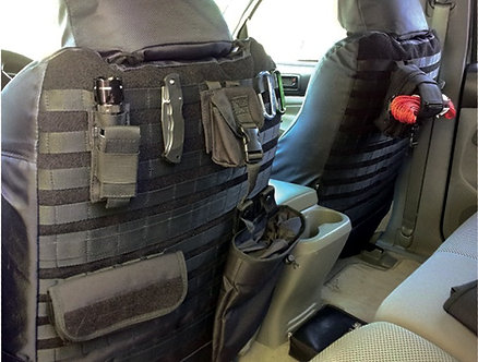 Cordura Ballistic Tactical Ford Ranger (19-20) Seat Covers