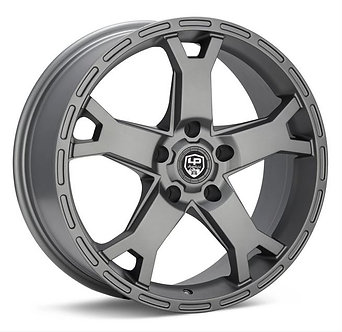 LP Aventure wheels - LP2 - 18x8  5x114.3