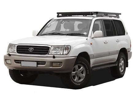 Toyota Land Cruiser 100/Lexus LX470 Slimline II Roof Rack Kit