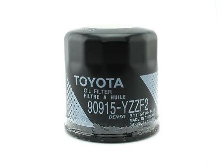 OE Toyota Oil Filter - 90915-YZZN1 (aka F2)