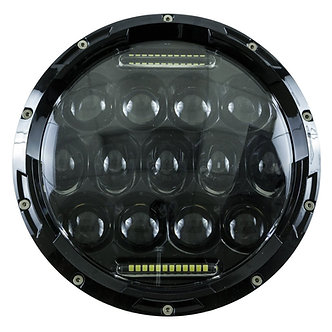 Jeep Headlight Replacement