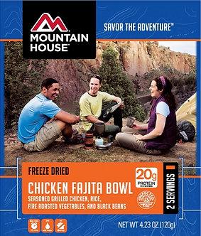Chicken Fajita Bowl - By Mountain House