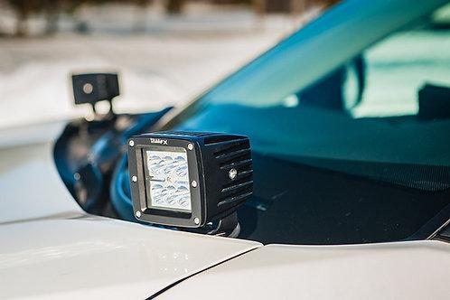 Toyota RAV4 19-21  - Hood light brackets (Pair)
