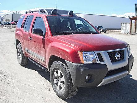 (05-15) Nissan Xterra Rock Sliders / Rockrails