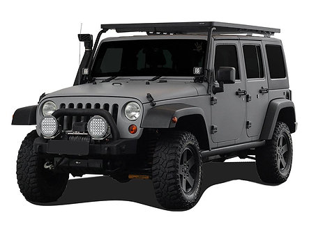 JEEP Wrangler JKU 07-18 Extreme Roof Rack Kit - By Front Runner