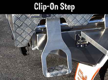 Norweld Clip-On Step