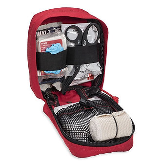 Emergency First Aid Kit (EFAK), Black