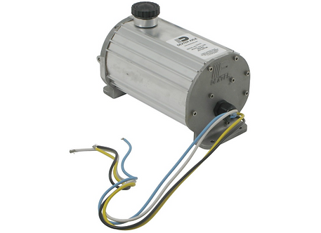 DX Series Electric Over Hydraulic Brake Actuator - by Dexter