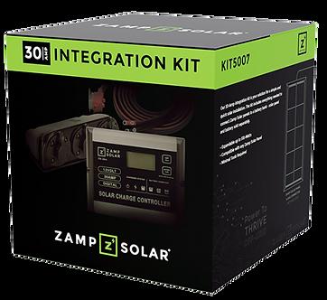 30 Amp Obsidian Integration Kit