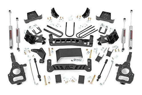 5in Ford Suspension Lift System (4WD)