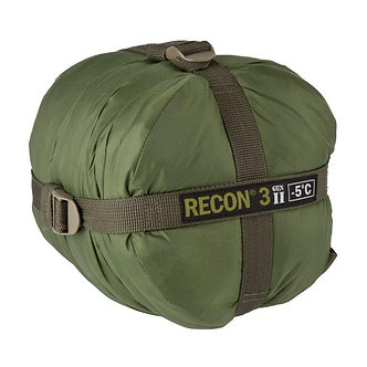 RECON 3 Gen II Lightweight Military Sleeping Bag -5c