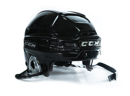 Carbon and CCM Hockey 3D Print World's First NHL-Certified Hockey Helmet Liner