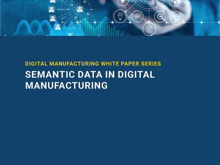 Semantic Data in Digital Manufacturing