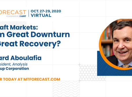 MTForecast Speaker Spotlight: Richard Aboulafia