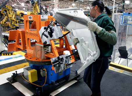 Federal Reserve Findings Show Signs of Improvement in Manufacturing