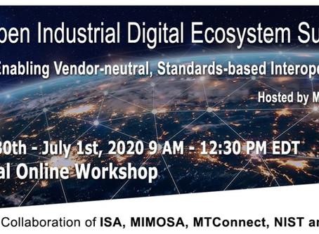 Open Industrial Digital Ecosystem Summit