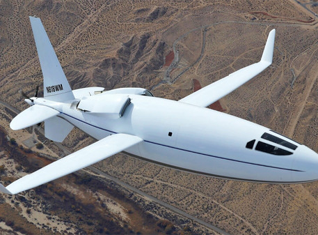 The Potentially Revolutionary Celera 500L Aircraft Officially Breaks Cover