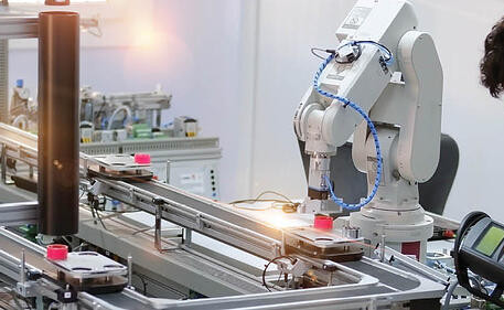 Cognitive automation applications in manufacturing technology