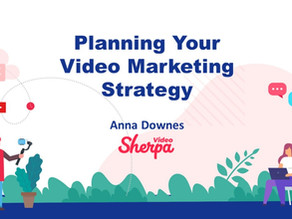 Plan a Video Marketing Strategy that gets results.