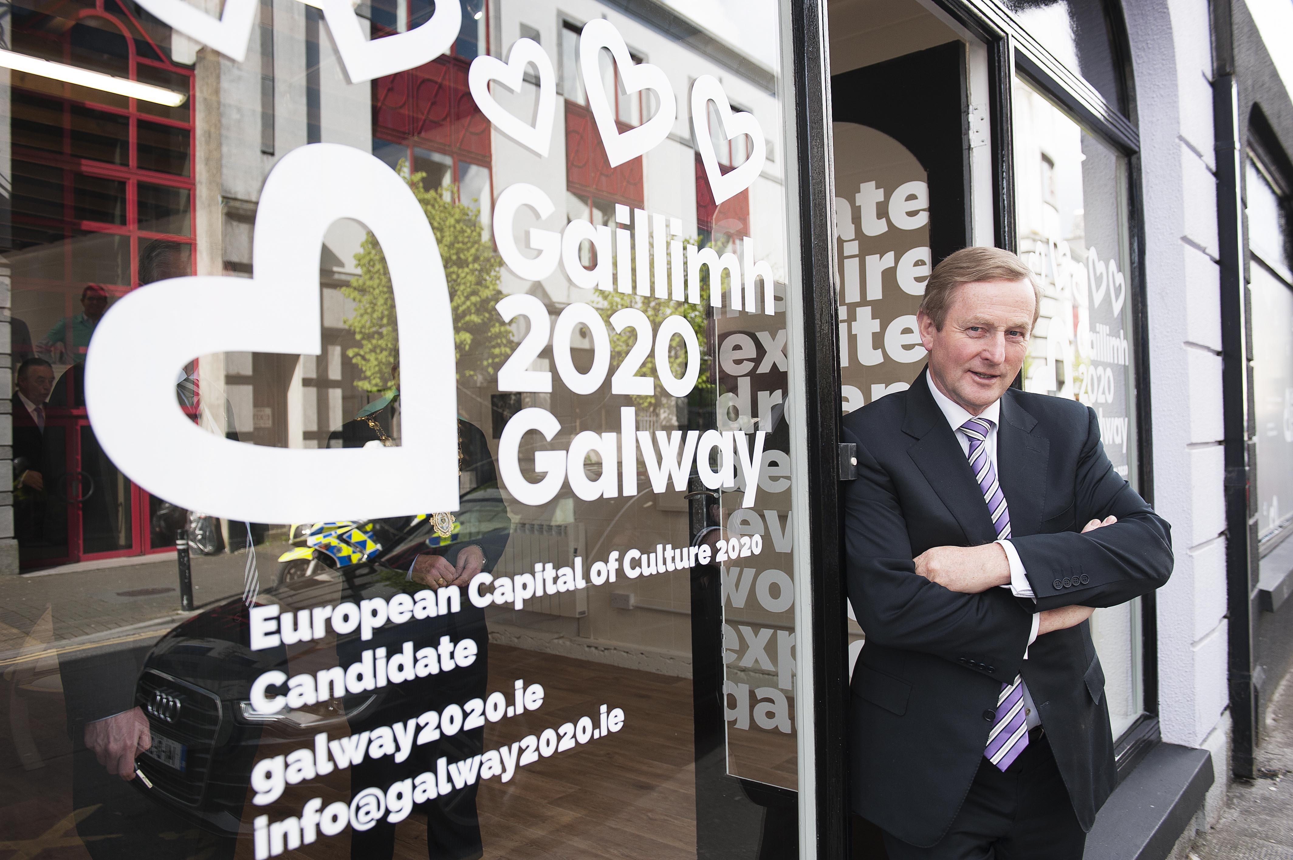 Galway 2020 An Taoiseach