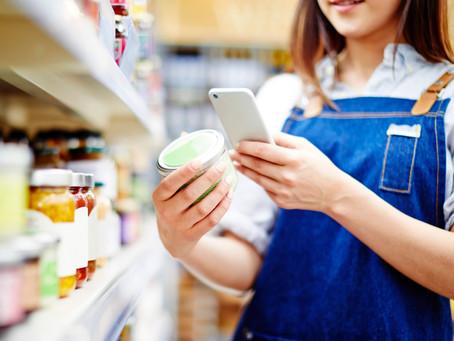 Etichetta alimentare digitale. Normativa e prospettive