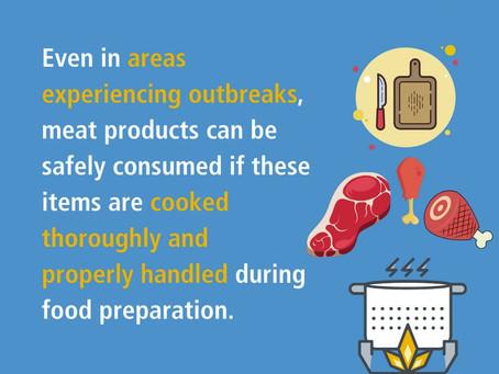 Coronavirus. Gli alimenti non sono veicolo del virus