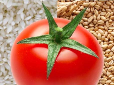Prorogata la vigenza dei decreti origine grano, riso e pomodoro