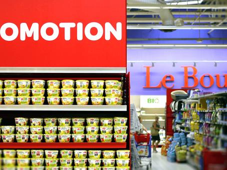 Francia. Il Governo aggiorna le linee guida sulle promozioni di alimenti.