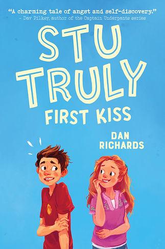 Cover - Stu Truly First Kiss.jpg