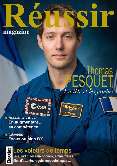 Le premier numéro de Réussir Magazine