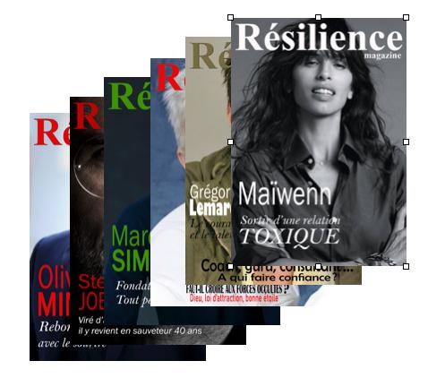 Abonnement 1 an (6 numéros)