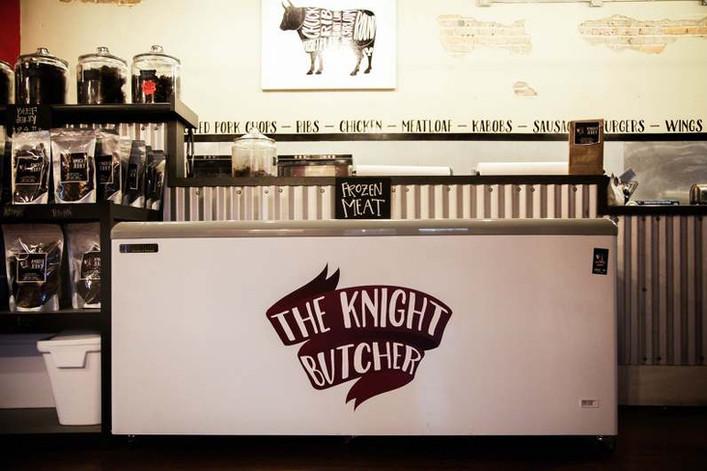 Knight Butcher Interior