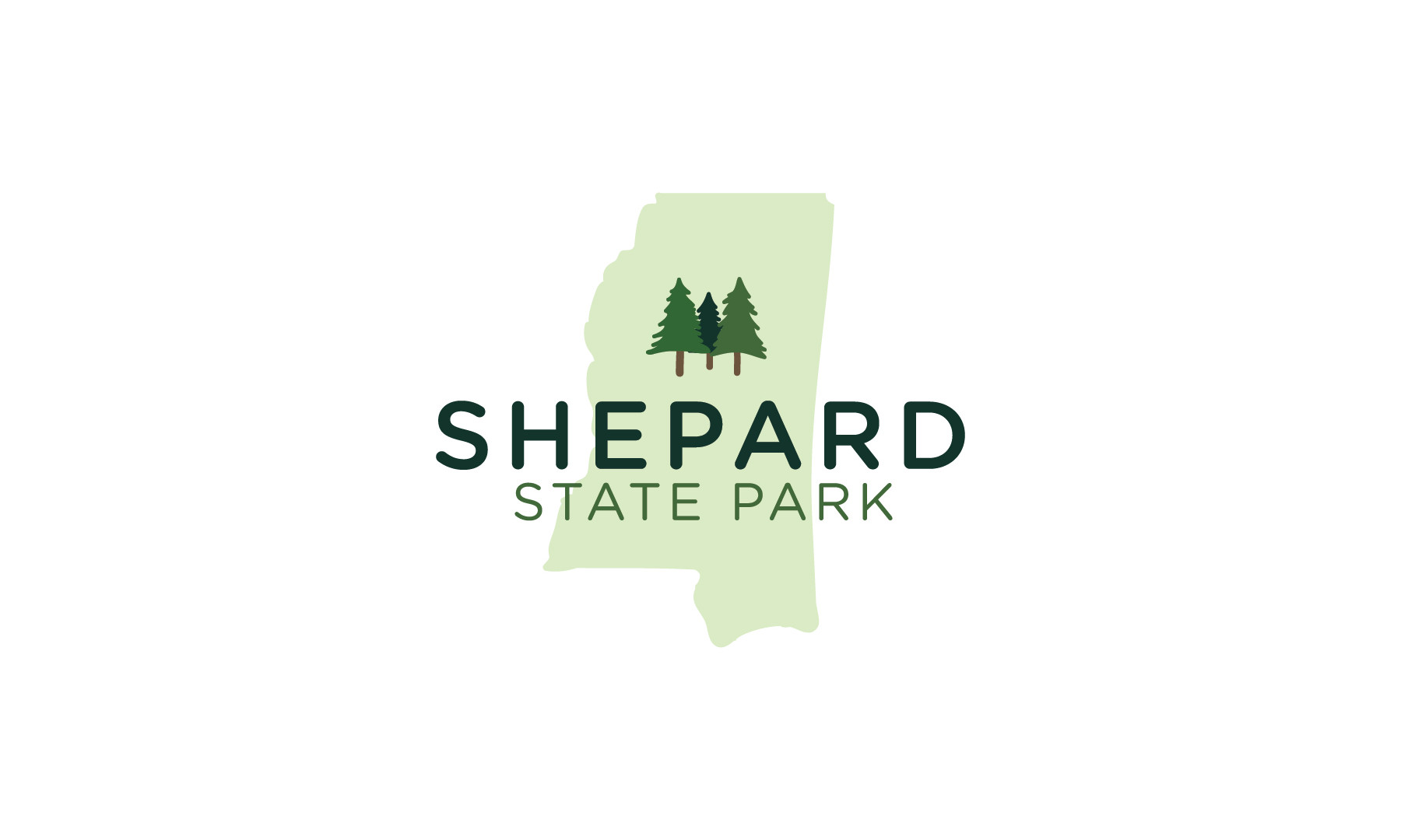 Shepard State Park Logo