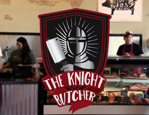 Branding with The Knight Butcher