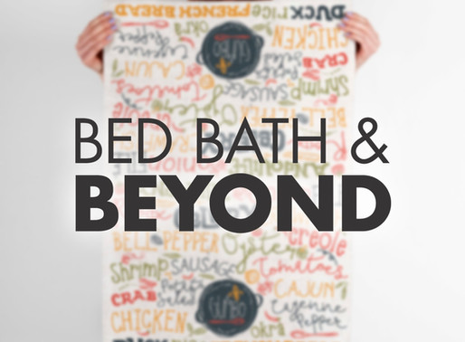 Bed Bath and Beyond - Gumbo Collection