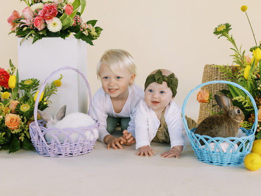 Spring Minis with Starling and Sage, Hattiesburg MS