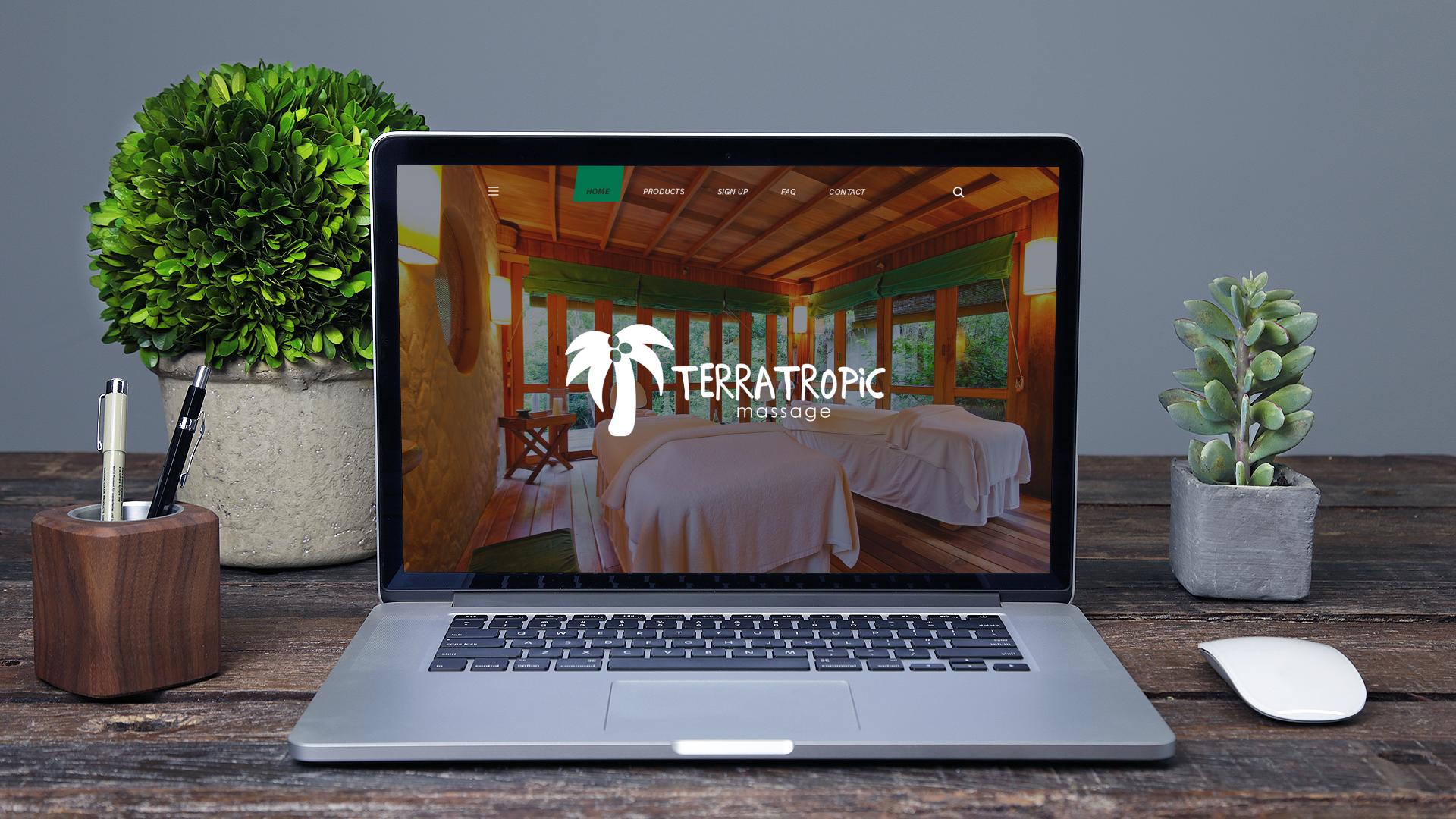 TerraTropic Massage Web