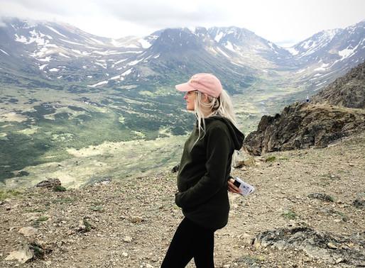Running around Alaska 2017