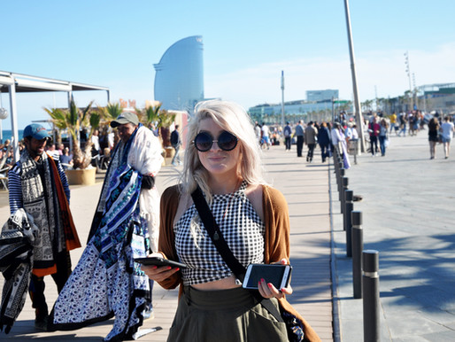 Barcelona - Museu Picasso and Beaches