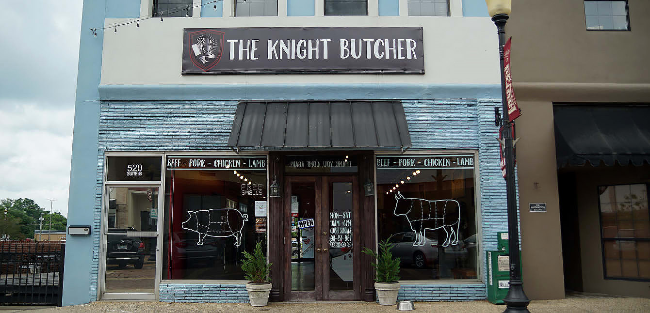 Knight Butcher Store Front