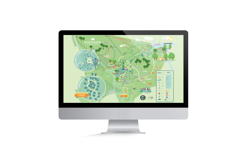 Shepard State Park Website PDF